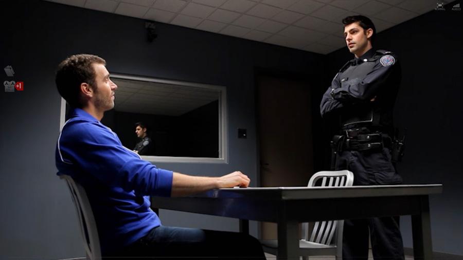 საპოლიციო პრევენციული ღონისძიებები - პირის მოწვევა პოლიციაში