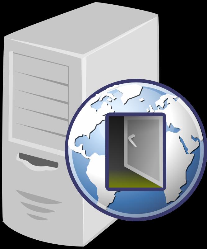 პროქსისერვერი (Proxy/Cache Server)