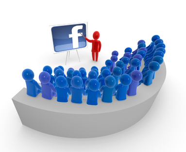 Facebook-ის მართვა - ფეისბუქ გვერდის მართვა