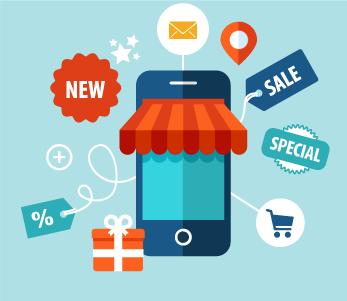 მობილური აპლიკაცია - appshop